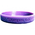 7 Steps to Resolution - Charity Bracelet